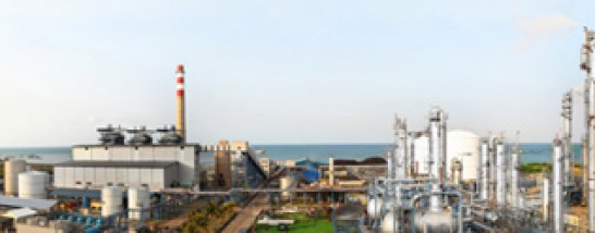 Perkembangan Produksi Ethylene Glycol (EG) Indonesia