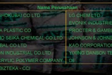 Impor Super Absorbent Polymer Sulit Dibendung