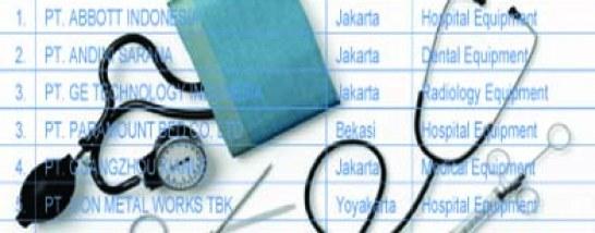 Produsen Alat Kesehatan di Indonesia