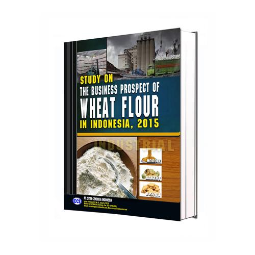 Study Wheat Flour Indonesia