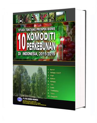 10 Komoditi perkebunan di indonesia