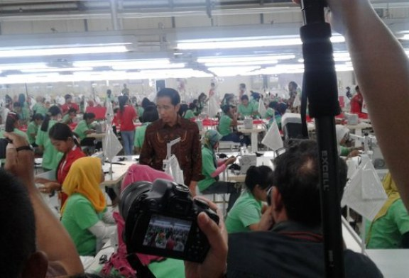 Perusahaan Textile di Indonesia, 2017