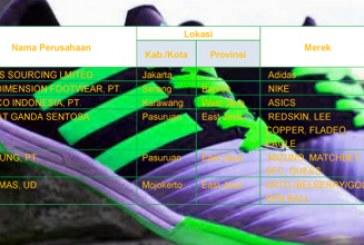 Industri Sepatu Olahraga di Indonesia