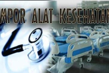 Perkembangan Impor Alat Kesehatan