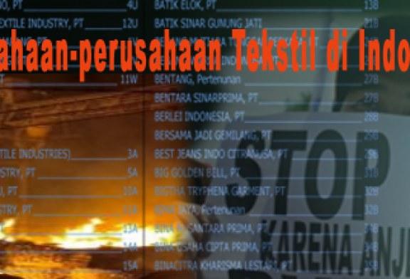 Perusahaan Tekstil di Indonesia