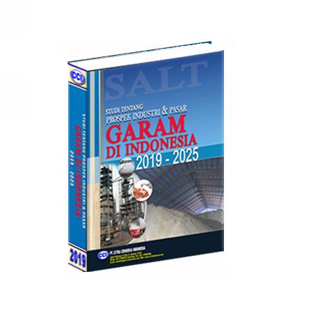 Lahan Garam di Indonesia 2019