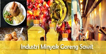 produksi, produsen, konsumsi minyak goreng di indonesia