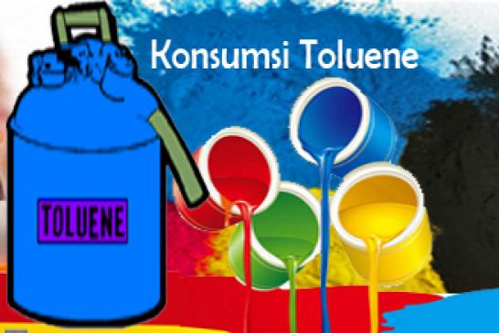 Konsumsi Toluene di Indonesia
