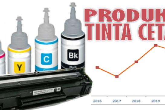 Produksi Tinta Cetak di Indonesia